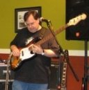 Tim with Fender